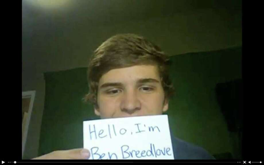 Ben Breedlove told about his fears of death due to a heart condition in a video he put on YouTube.