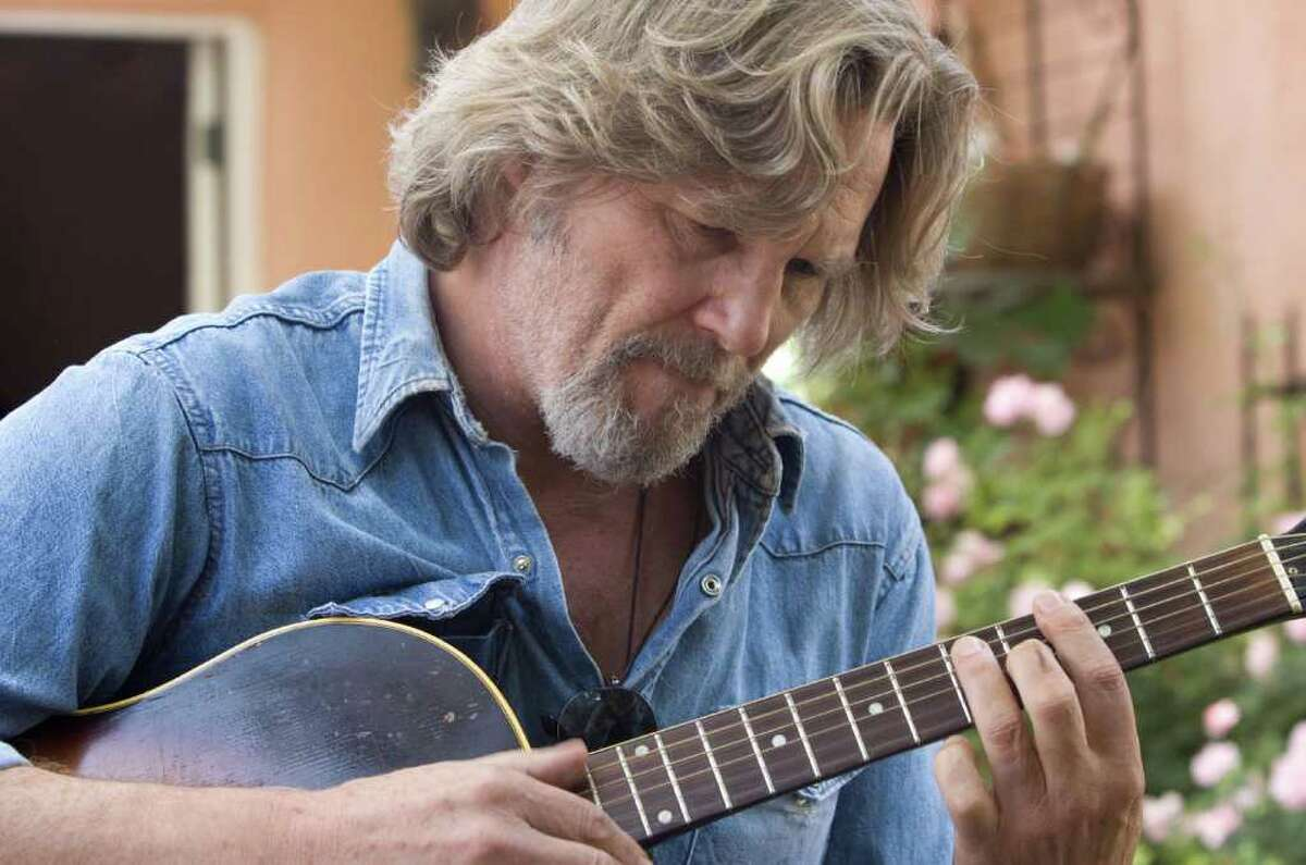 Jeff Bridges, who is known to many as the Dude in The Big Lebowski, won an Oscar for his work as country singer Bad Blake in Crazy Heart. He is the winner of the Houston Film Critics Society's 2011 lifetime achievement award. (Lorey Sebastian/Courtesy Fox Searchlight Pictures/MCT)