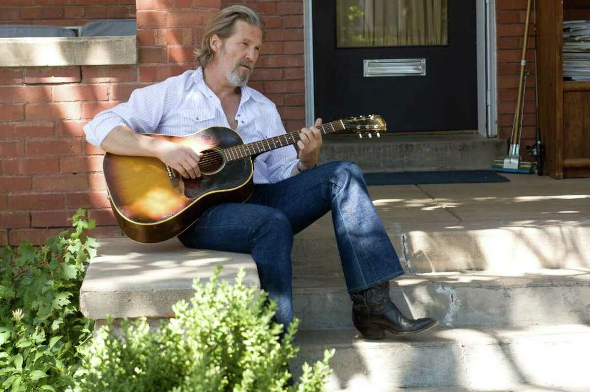 Jeff Bridges, who is known to many as the Dude in The Big Lebowski, won an Oscar for his work as country singer Bad Blake in Crazy Heart. He is the winner of the Houston Film Critics Society's 2011 lifetime achievement award.