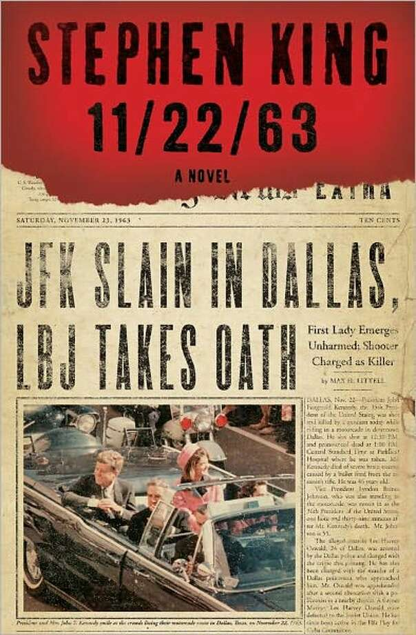 Cover for 11/22/63, by Stephen King Photo: Xx