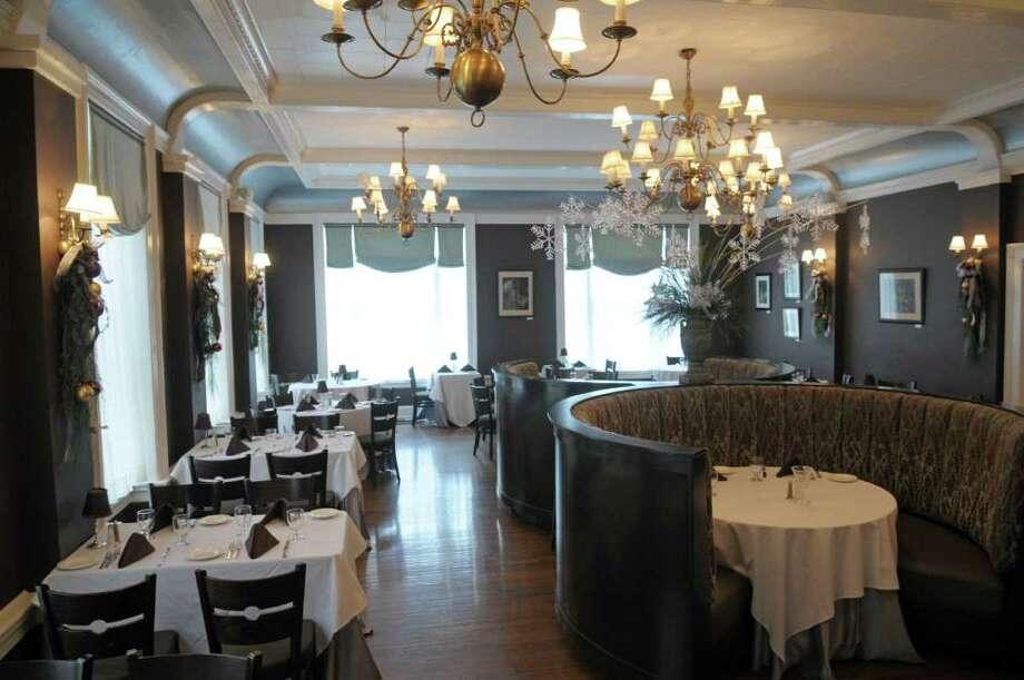 The Stockade Inn. One North Church Street, Schenectady, NY.518-346-3400.View menu.View Web site. Photo: Paul Buckowski / 00015924A