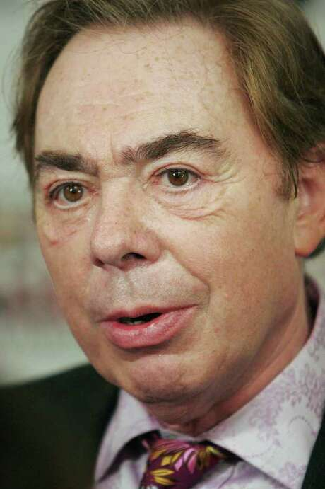 "FILE - In this file photo May 8, 2008, Britain's composer Andrew Lloyd Webber, receives the Outstanding Achievement in Music Award, at the Classical Brit Awards 2008, held at the Royal Albert Hall in London. A spokeswoman for Andrew Lloyd Webber says Sunday Oct. 25, 2009, the composer has been diagnosed with early-stage prostate cancer saying ""the condition is in its very early stages. Andrew is now undergoing treatment and expects to be fully back at work before the end of the year.""  (AP Photo/Nathan Strange) Photo: NATHAN STRANGE / AP"