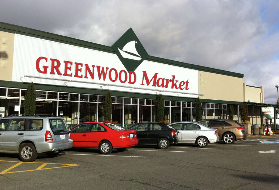 The Greenwood Market at 8500 Third Ave. N.W. in Seattle. Photo: seattlepi.com.