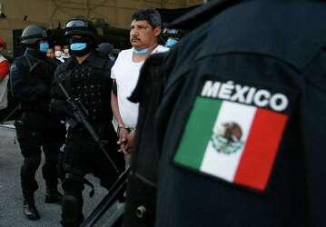 Mexico gangster crackdown nails dozens, but still falls