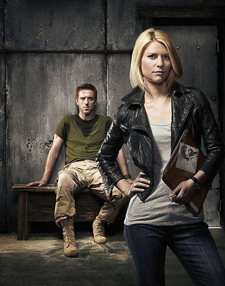 1. Homeland, Showtime: Best of the fall and best of the year. Claire Danes, Mandy Patinkin and Damian Lewis should clear some shelf space for their Emmys. Photo: Showtime.