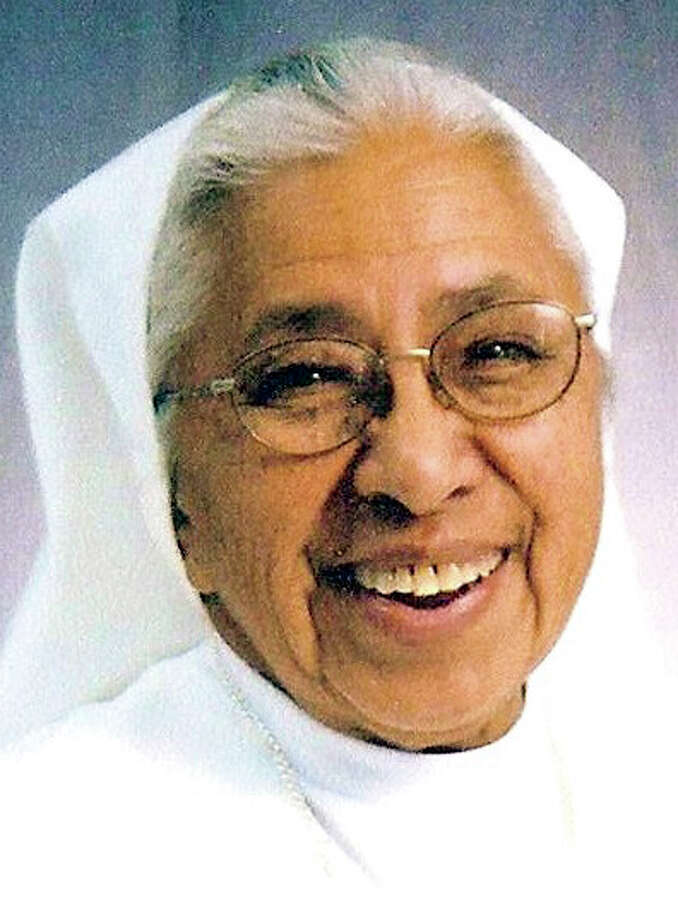Sister Celia Ariz Ramirez Photo: SAN ANTONIO EXPRESS-NEWS / Courtesy Photo