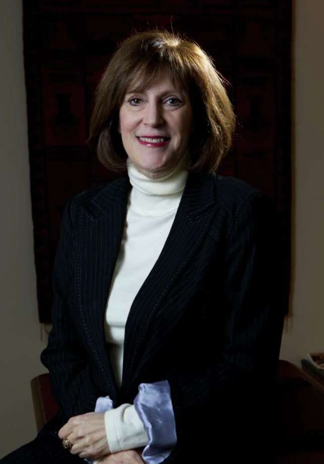 Betsy Schwartz is resigning after 31 years to head to Washington. Photo: James Nielsen / © 2011 Houston Chronicle