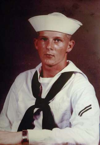 PHOTO COURTESY THE BACON FAMILY --  David Bacon, who was a Navy veteran of Vietnam, and who was 22 years old on April 10, 1969, when he was last seen.  Times Union Photo: PAUL BUCKOWSKI