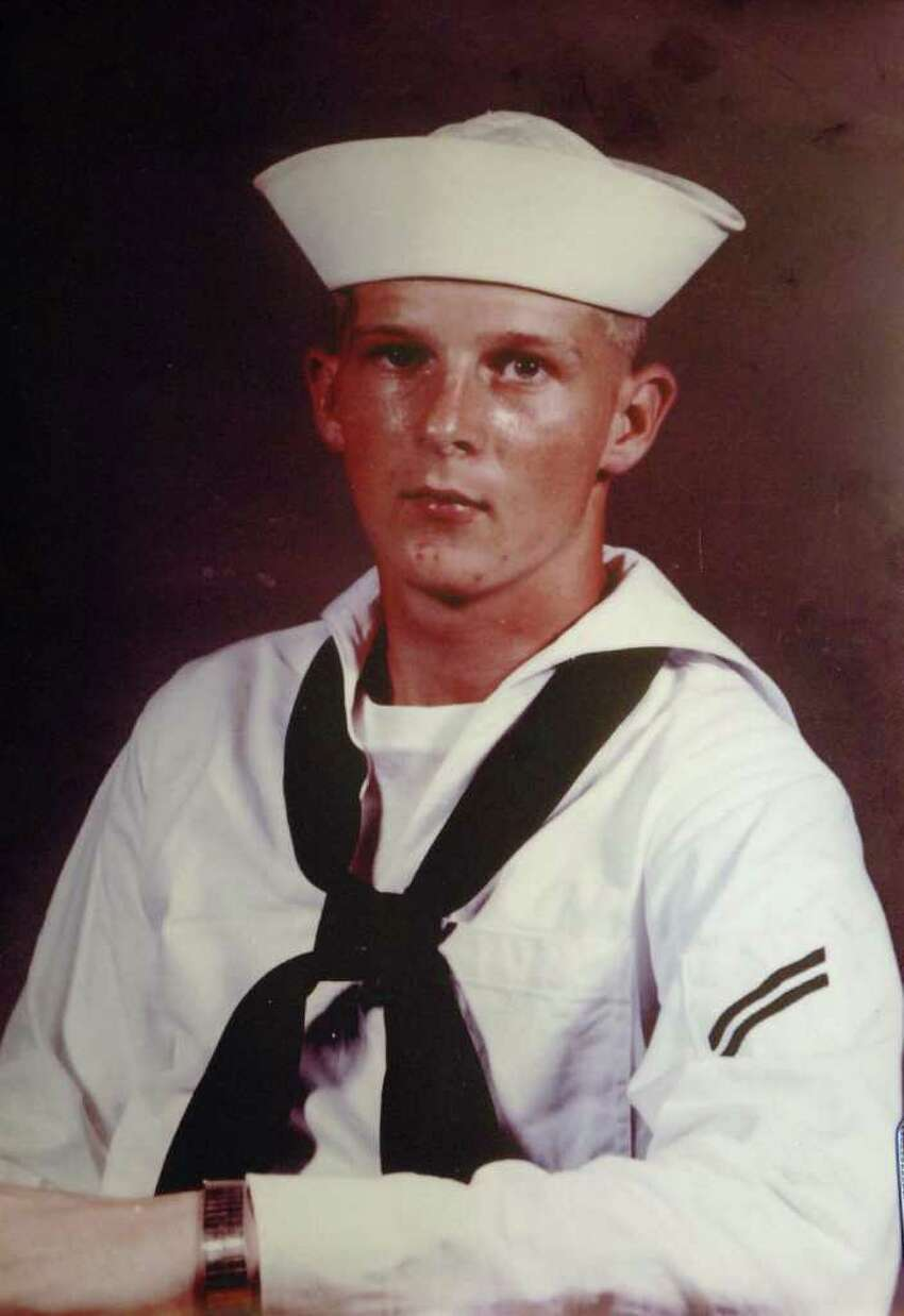 PHOTO COURTESY THE BACON FAMILY -- David Bacon, who was a Navy veteran of Vietnam, and who was 22 years old on April 10, 1969, when he was last seen. Times Union