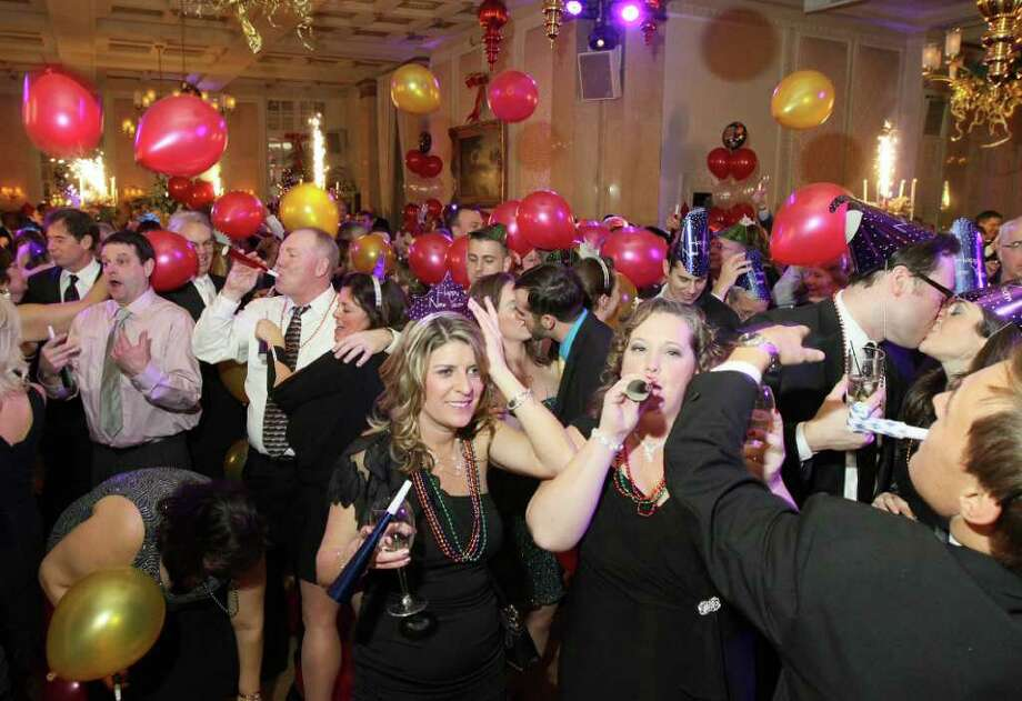 Were you Seen at the St. Peter's Hospital Foundation Last Night New Year's Eve Gala at the Franklin Plaza on Saturday, December 31? Photo: Joe Putrock/Special To The Times Union