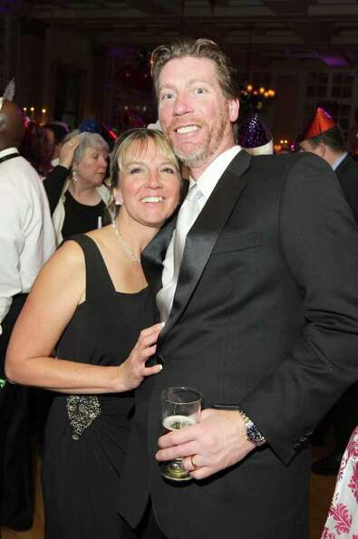 Were you Seen at the St. Peter's Hospital Foundation Last Night New Year's Eve Gala at the Frankli