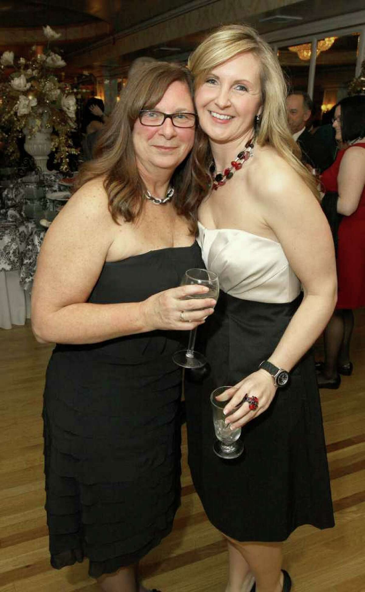 Were you Seen at the St. Peter's Hospital Foundation Last Night New Year's Eve Gala at the Franklin Plaza on Saturday, December 31?