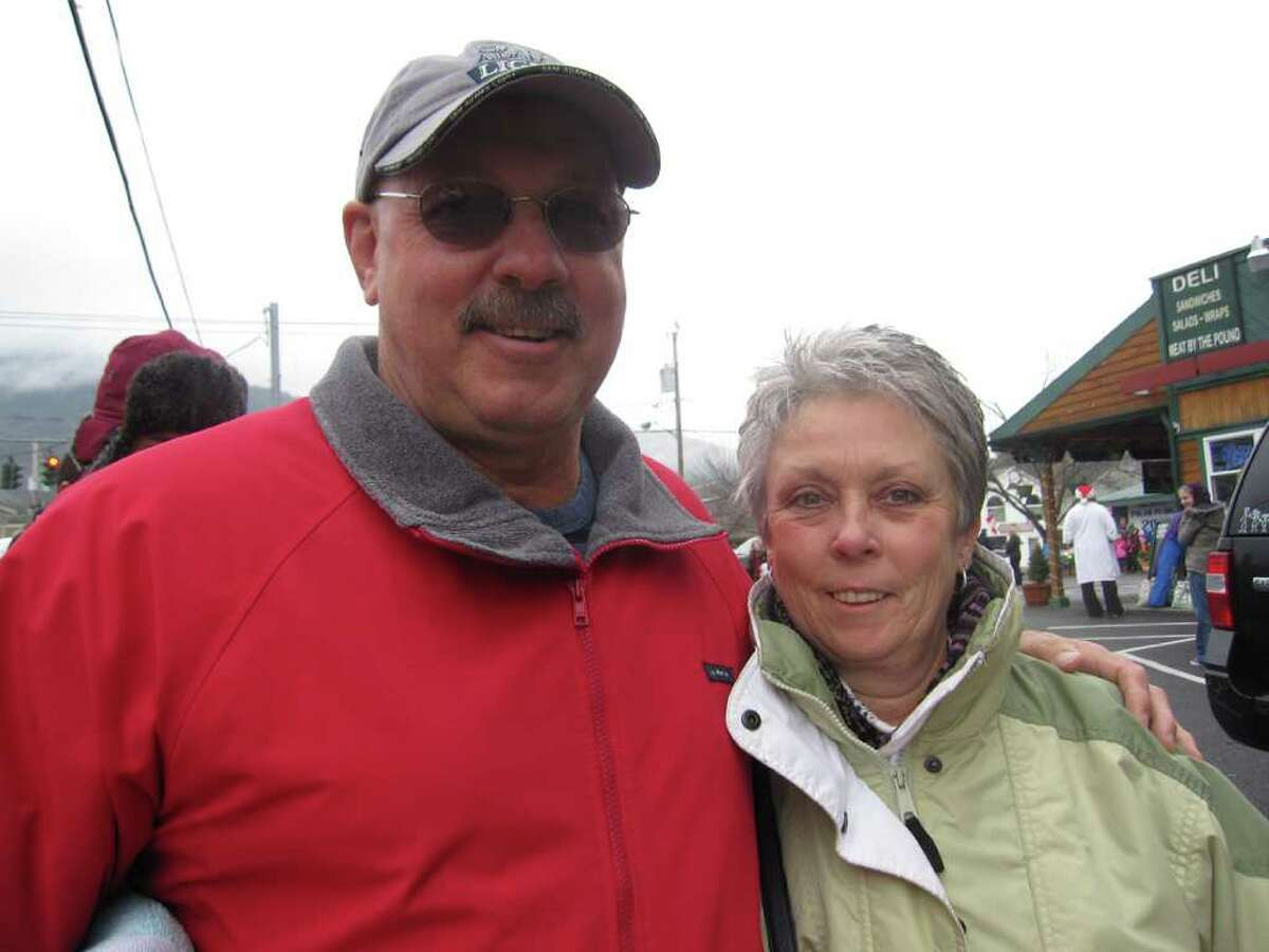 Were you seen at the Lake George Polar Plunge 2012