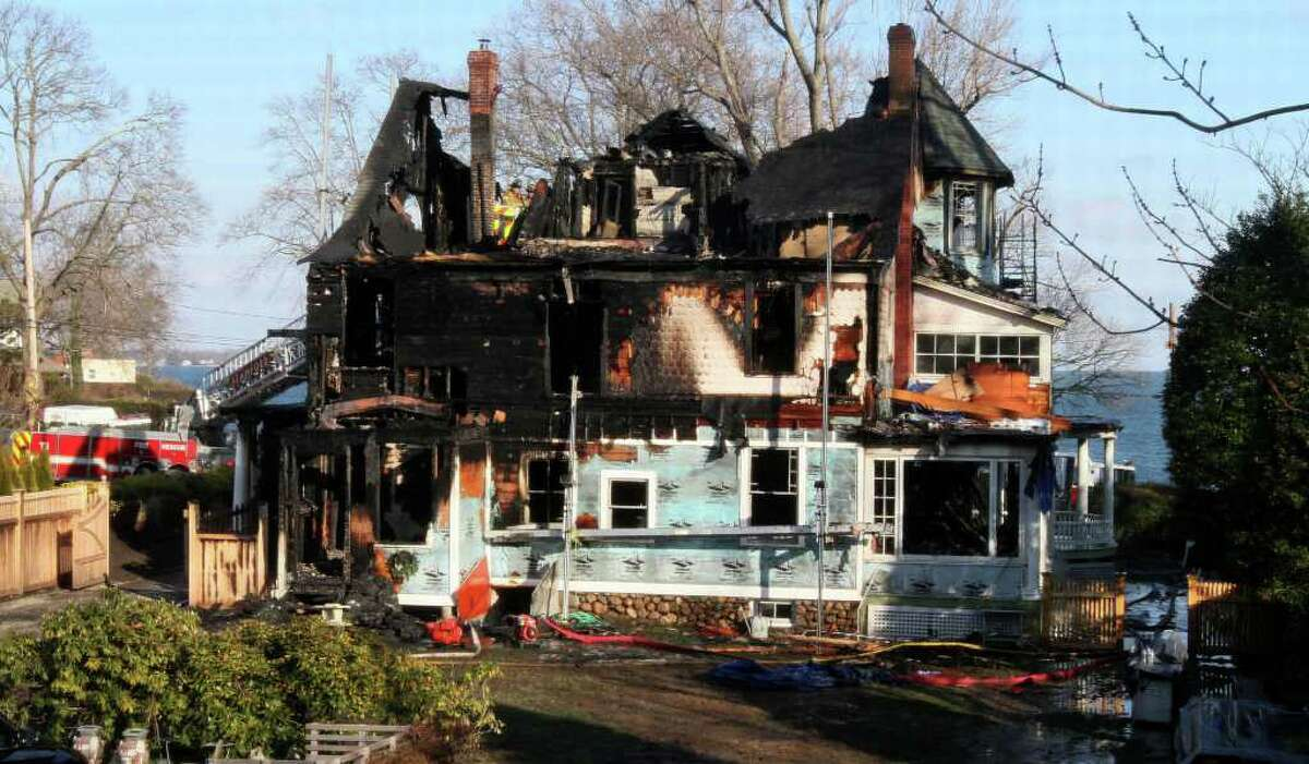 A fire that ravaged a Stamford home on Christmas Day took the lives of three small children and two grandparents. While the home had a fire alarm system, authorities believe it wasnít active at the time. The incident has raised awareness throughout the area of the need to have working smoke detectors in the home.