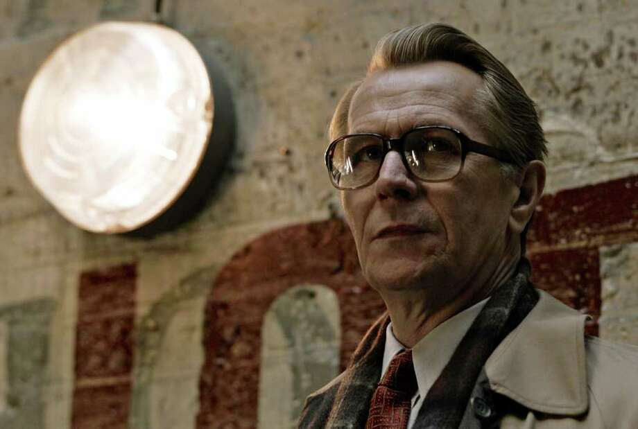 "In this film image released by Focus Features, Gary Oldman is shown in a scene from ""Tinker, Tailor, Soldier, Spy."" (AP Photo/Focus Features, Jack English) Photo: Jack English / 2011 Focus Features"