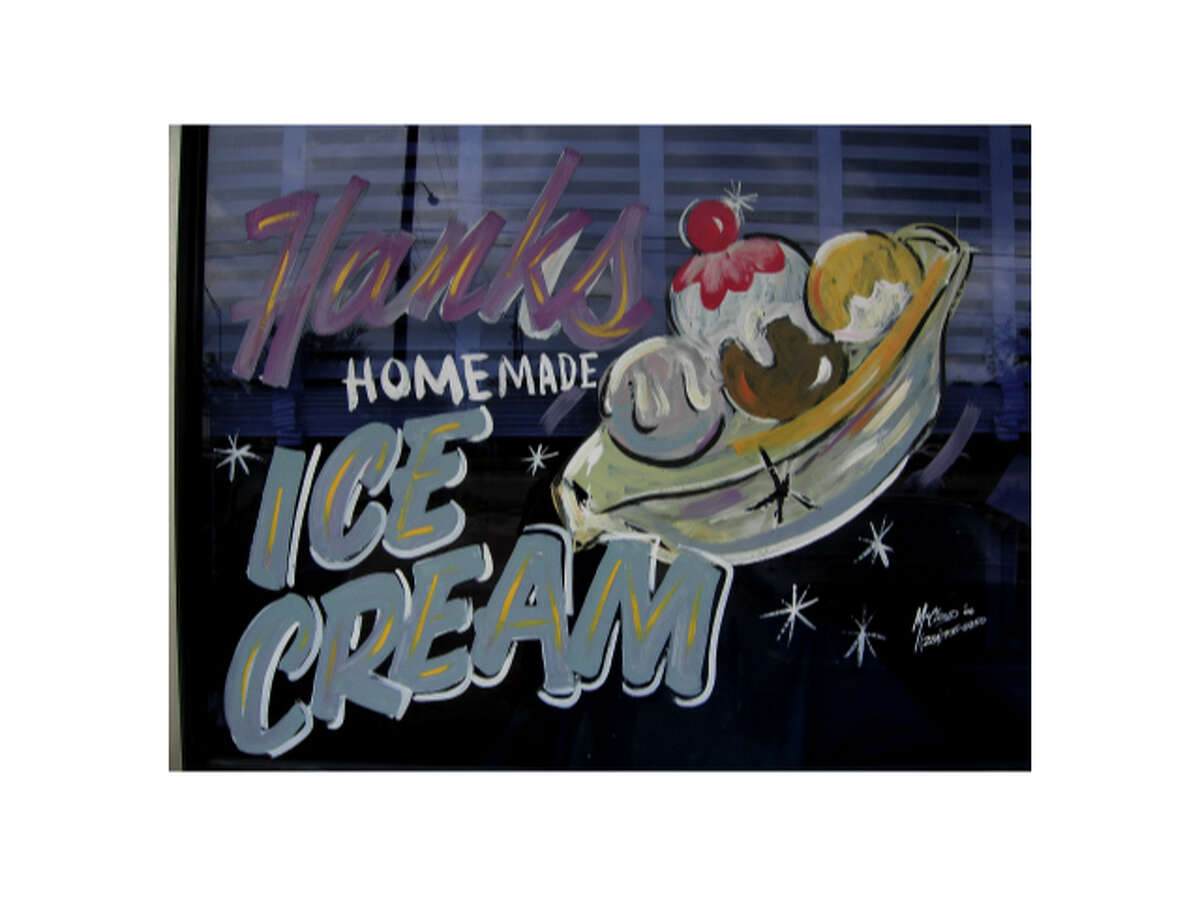 Hank's Homemade Ice Cream offers sweet-potato flavored ice cream during the holidays. (9291 South Main, 713-665-5103) Alison Cook: Chronicle.