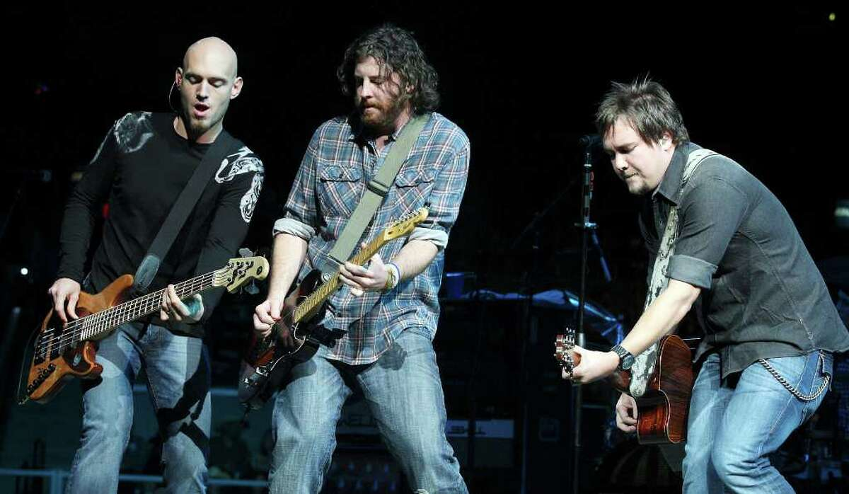 The Eli Young Band is based in Tomball.