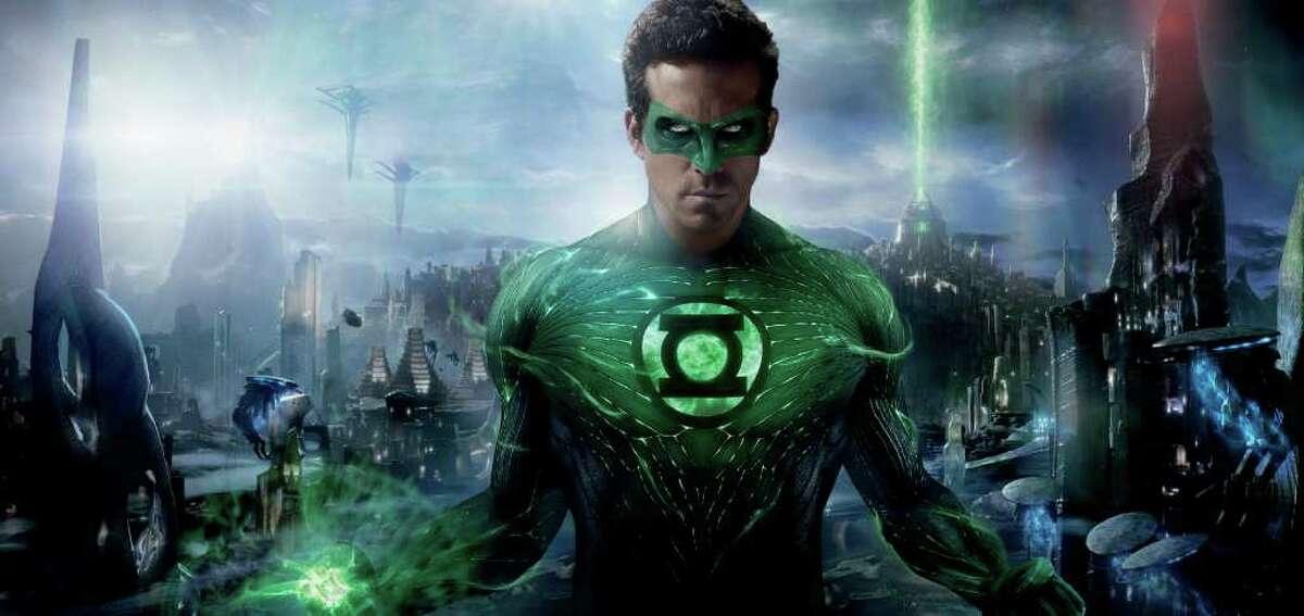 Green Lantern 2011Estimated Loss: $98 million