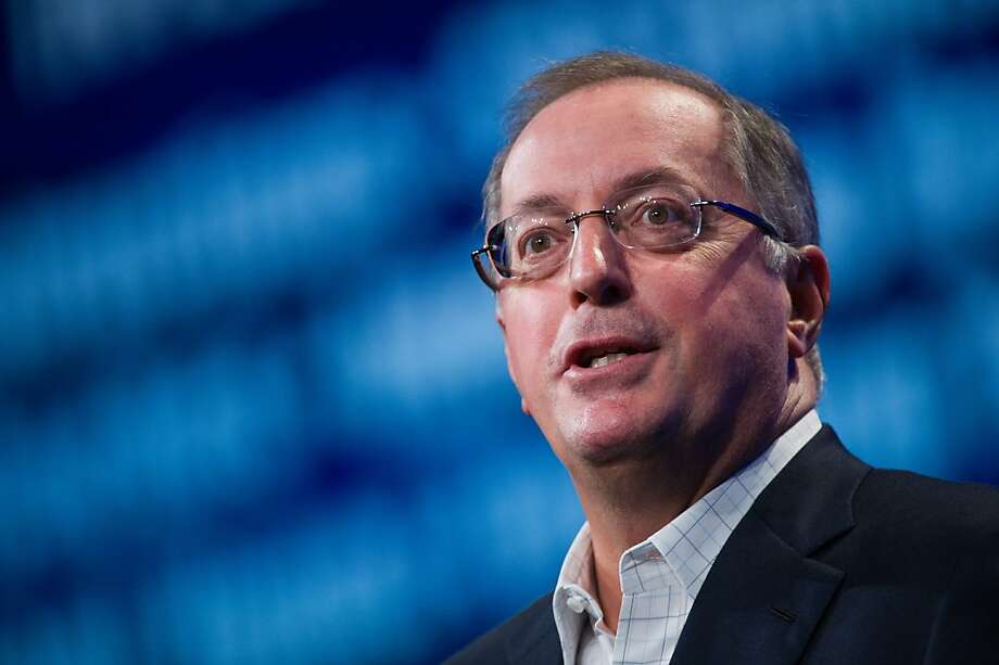 Retiring Intel CEO Paul Otellini followed the traditional upward path to his post. Photo: David Paul Morris, Bloomberg