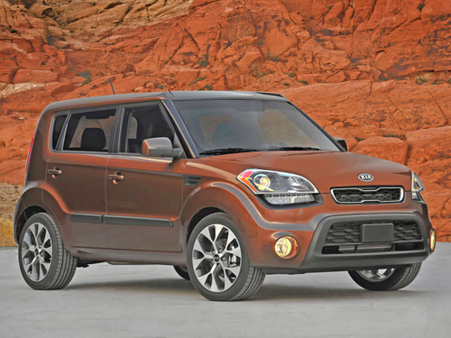 2012 Kia Soul! (photo courtesy of Kia)