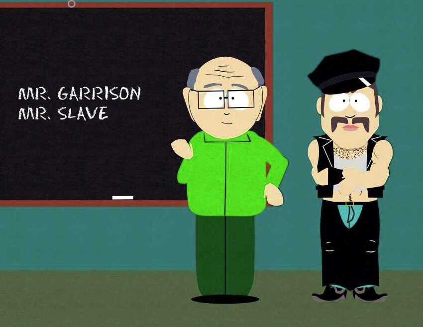 Mr. Garrison from