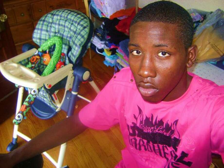 Eddie Stanley, 15, in a photo from his MySpace page. The Schenectady teen  was shot and killed early Sunday, June 12, 2011, in that city.