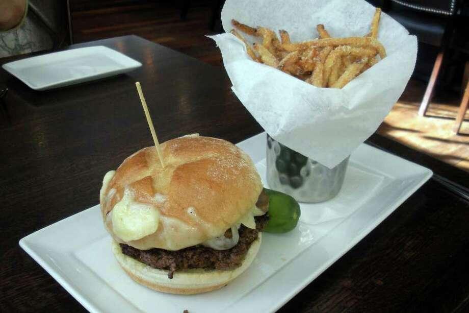 Plan B Burger Bar in Milford. Photo: Eileen Fischer / Connecticut Post