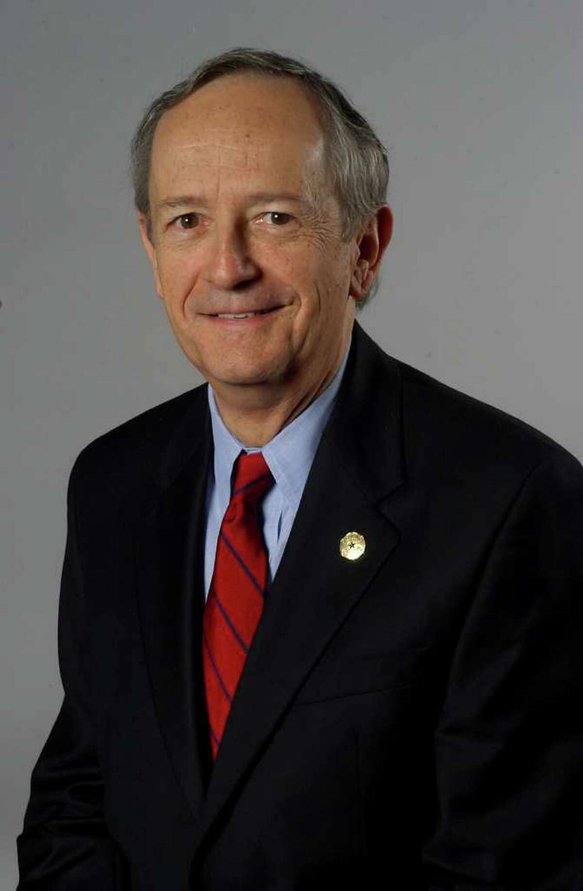 Sen. Jeff Wentworth, R-San Antonio, on Wednesday, February 2, 2005. (AP Photo)