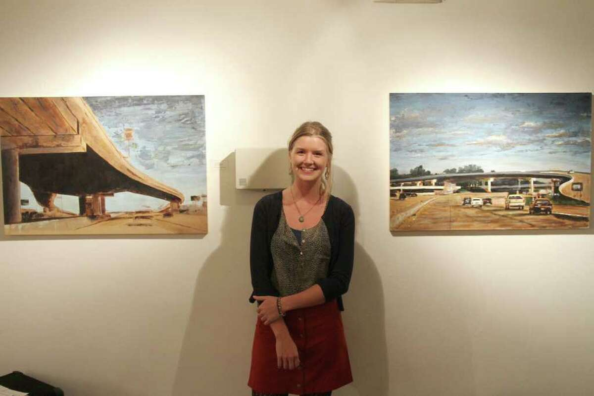 PIN LIM: FOR THE CHRONICLE BEST OF SHOW: Rachel Wiley won