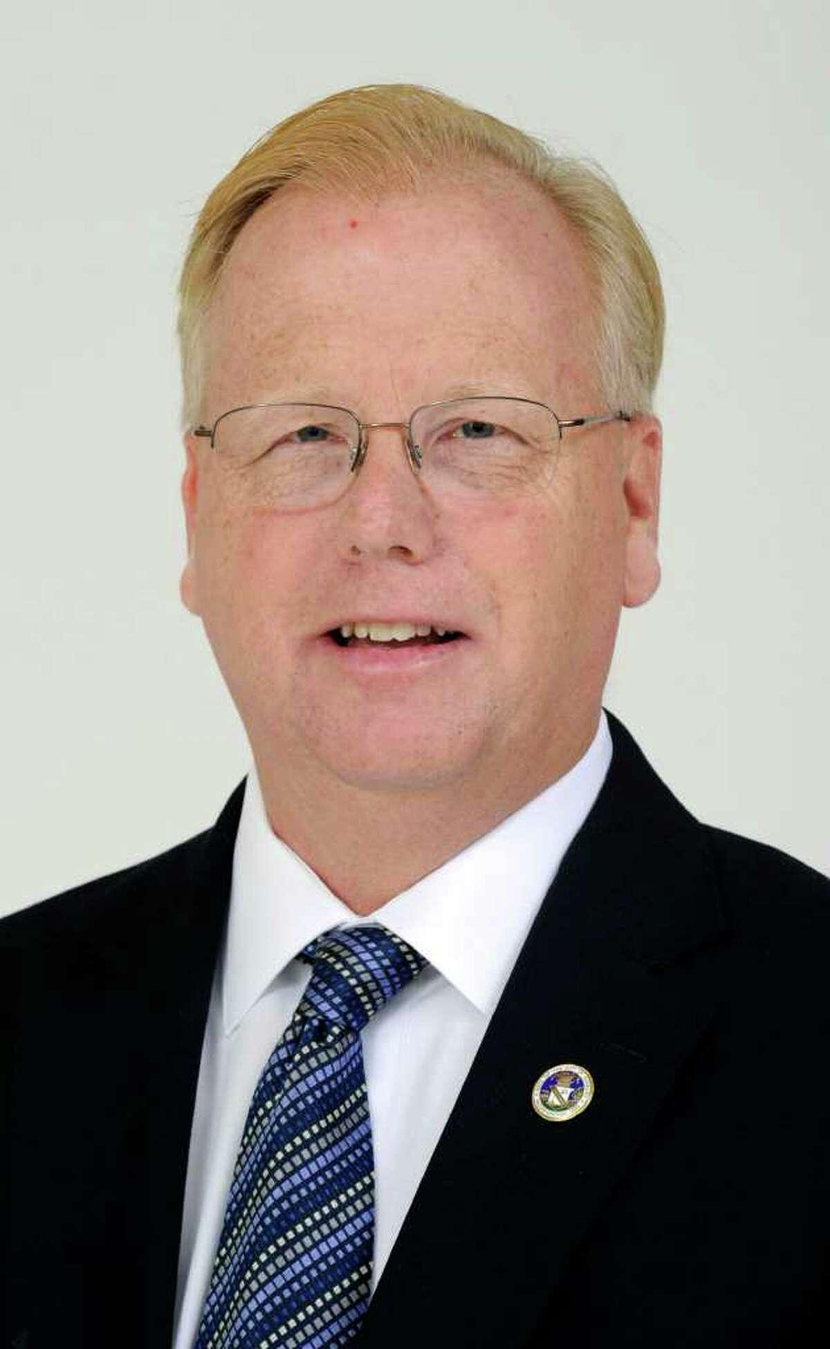 Danbury Mayor Mark Boughton.