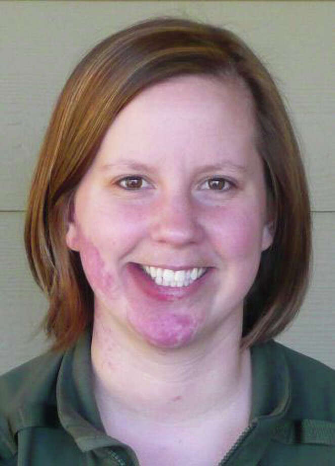 Margaret Anderson, the park ranger killed Sunday by a gunman in Mount Rainier National Park in Washington, was the daughter of the Rev. Paul Kritsch, the minister at St. Paul Lutheran Church in Westport three decades ago. Photo: Contributed Photo / Westport News contributed