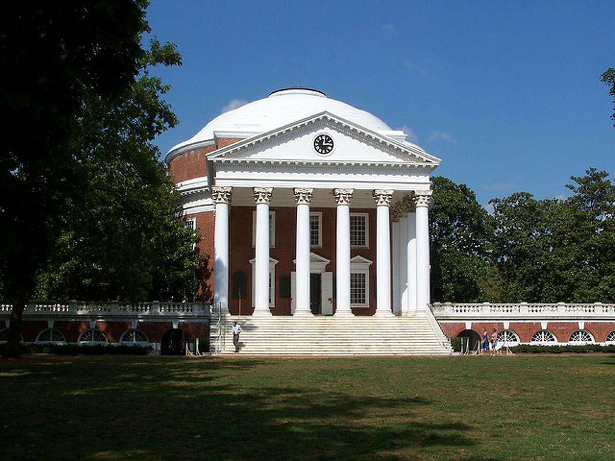 University of VirginiaCharlottesville, VA#2 in Top Public Schools (tie)#24 in National Universities (tie)