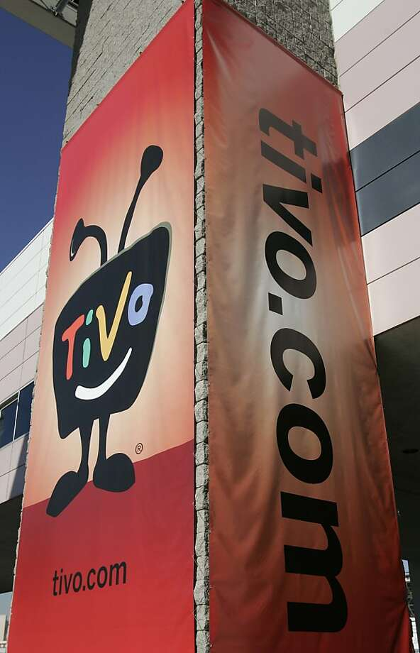 TiVo, maker of digital video recorders, has asserted its patent rights after increased market competition. Photo: Paul Sakuma, AP