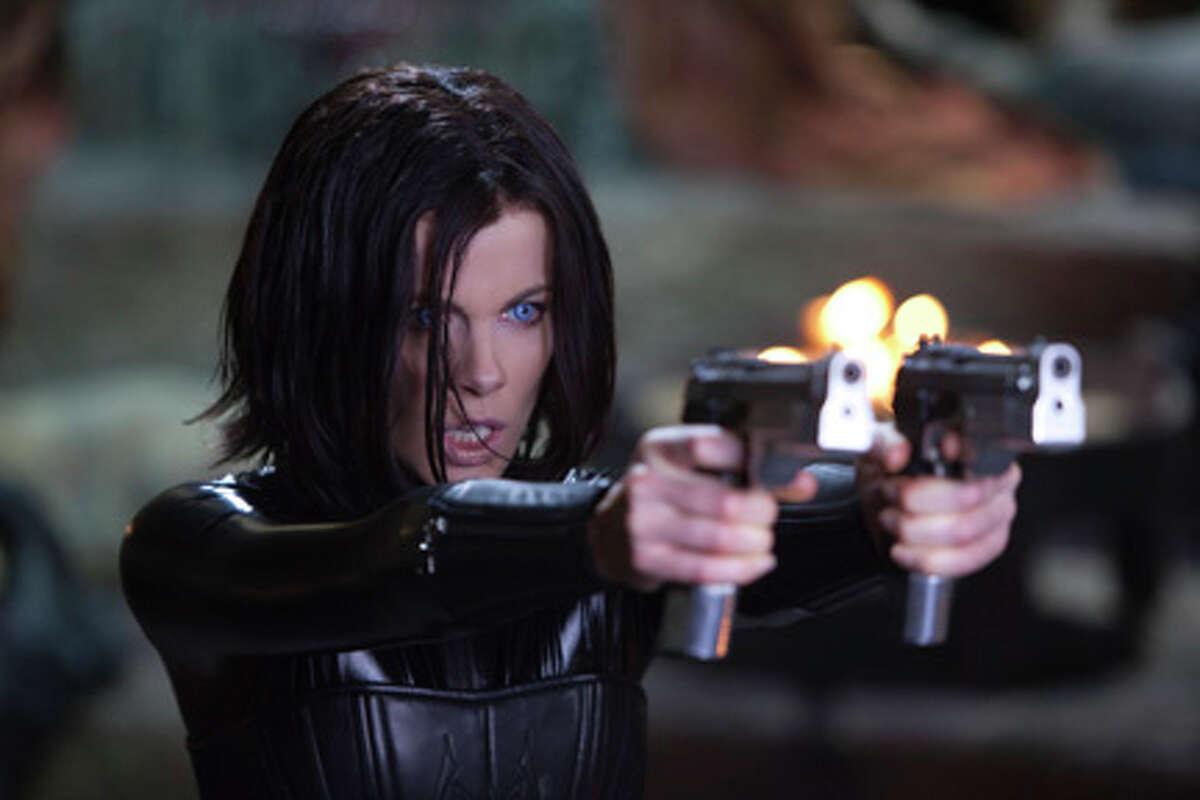 Kate Beckinsale as Selene in