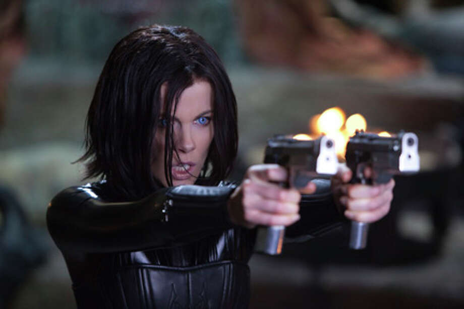 """Kate Beckinsale as Selene in """"Underworld: Awakening."""""""