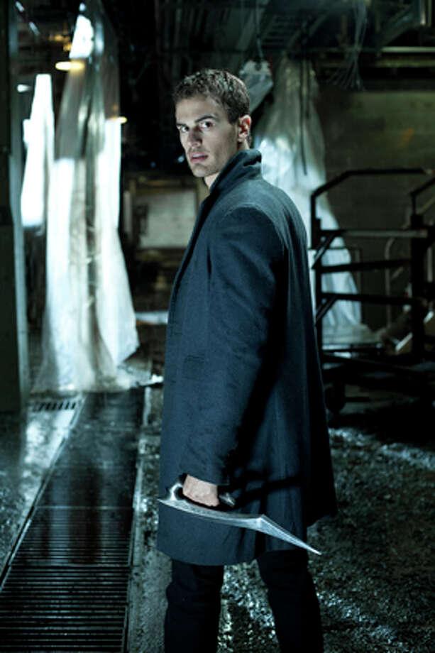 "Theo James as David in ""Underworld: Awakening."""