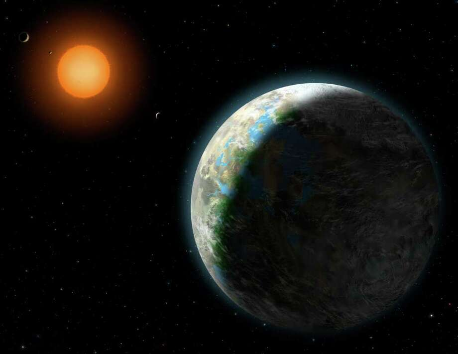"So what are we to do once Earth gets too hot?""(I)t is possible that there will be a habitable, Earth-like planet within 10 light-years, which is very close in astronomical terms,"" Rushby said. ""However reaching it would take hundreds of thousands of years with our current technology."" Photo: AP"