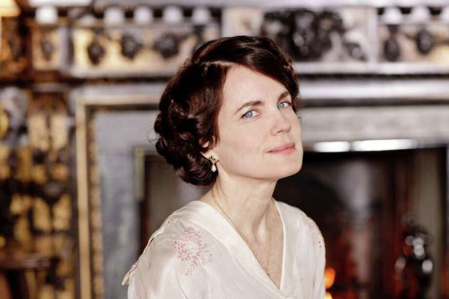 "Elizabeth McGovern stars as Lady Cora in PBS' miniseries ""Downton Abbey."" Photo: CARNIVAL FILM & TELEVISON LTD."