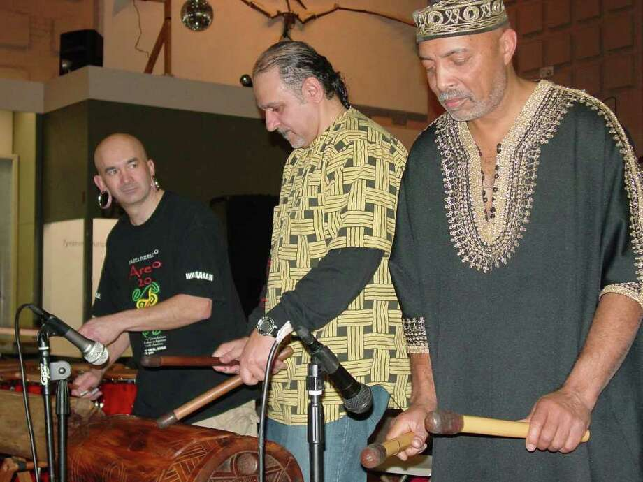 African Arawak Connection will perform at the Yale Peabody Museum's Dr. Martin Luther King, Jr.'s Legacy of Environmental and Social Justice 2012 celebration on Sunday, Jan. 15. Photo: Contributed Photo