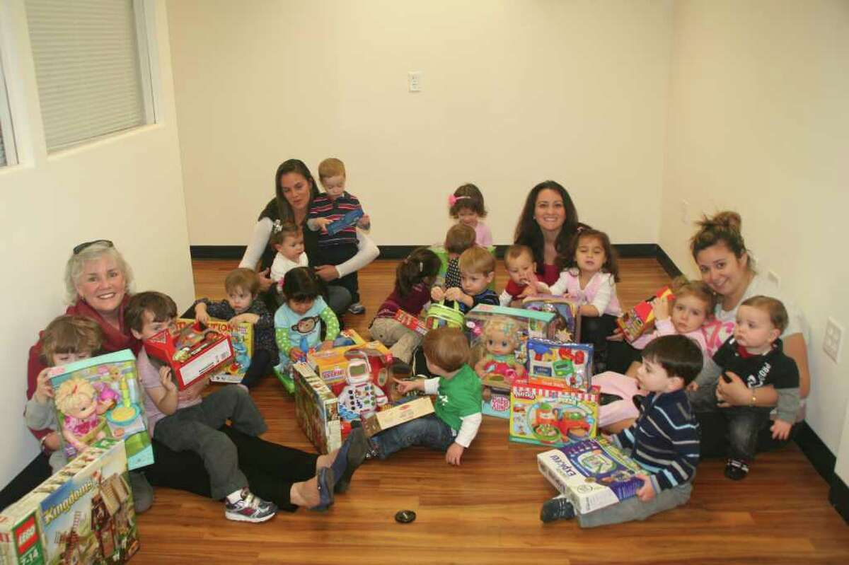 Person to Person Toy Store Drop off location:Year-round at 1864 Post Rd, Darien, CT 06820 and 76 South Main Street, Norwalk CT 06854Each year Person-to-Person stages the annual Toy Store at which P2P clients can select a free gift and book to give their children for the holidays. Find out more.