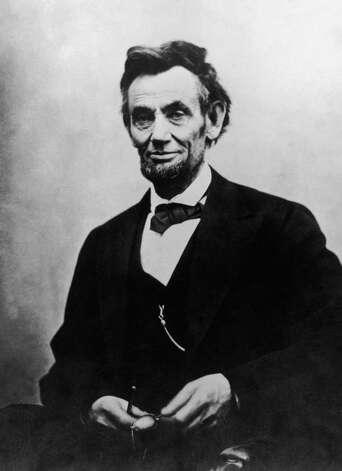 Abraham Lincoln (1809 - 1865), the 16th President of the United States of America. Photo: Alexander Gardner, HULTON ARCHIVE / Hulton Archive