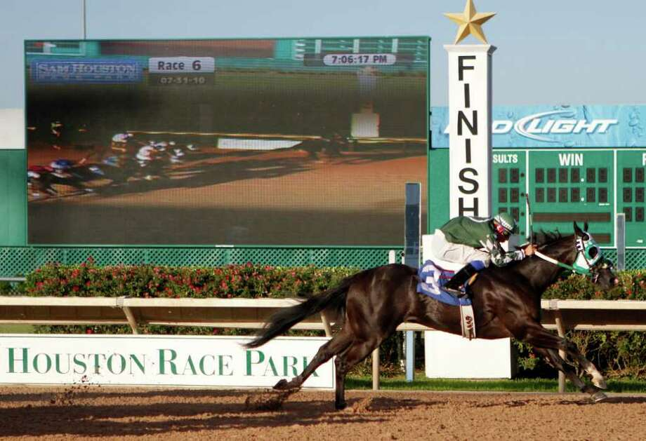 Sam Houston Race Park will be the sight of Texas' richest horce race in January. Photo: Yasmeen Smalley / Houston Chronicle