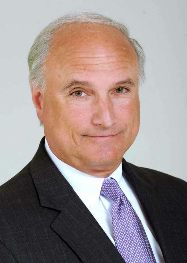 Rudy Marconi, Ridgefield first selectman Photo: Carol Kaliff, ST / The News-Times