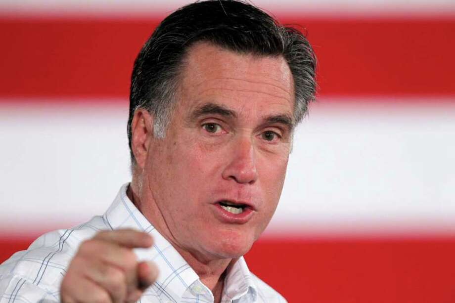 Mitt Romney has had many success and isn't on the fringes politically. Photo: MATT ROURKE, ASSOCIATED PRESS