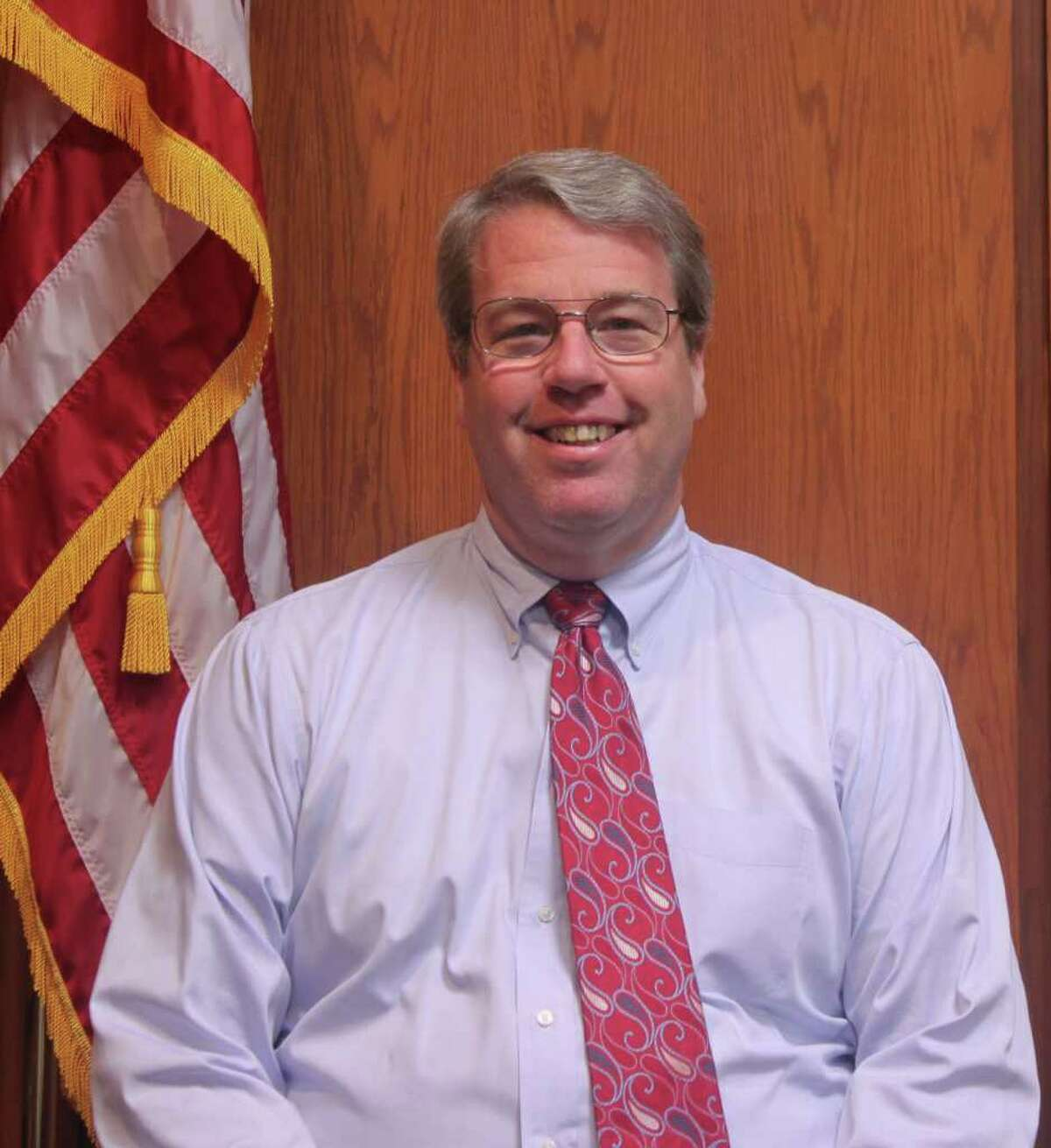 Michael Mason, a Republican, was elected chairman of the Greenwich Board of Estimate and Taxation on Thursday, Jan. 5, 2012.