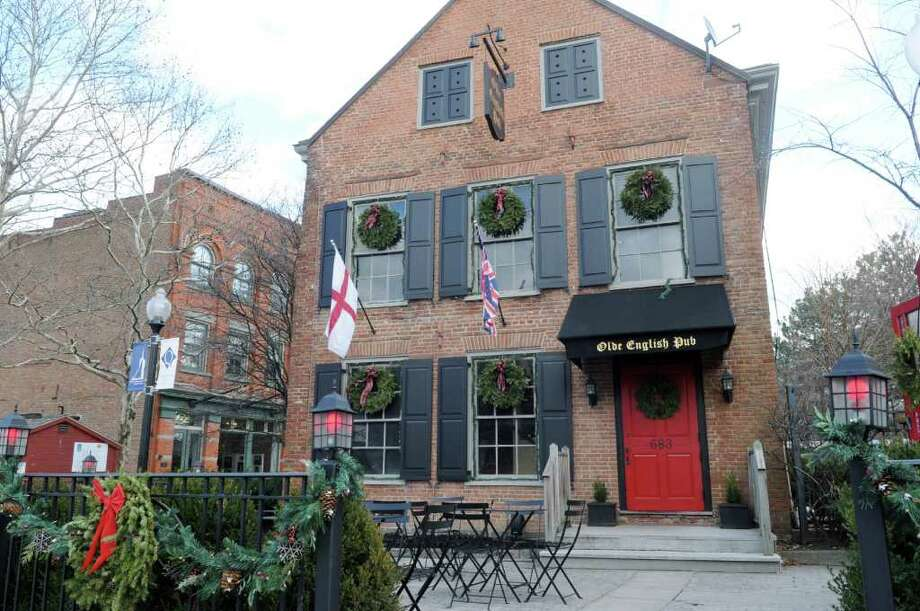 Yet another choice for a comedy show is The Olde English Pub and Pantry, located at 683 Broadway in Albany. Phone: 518-434-6533. Visit Web site. Photo: Paul Buckowski