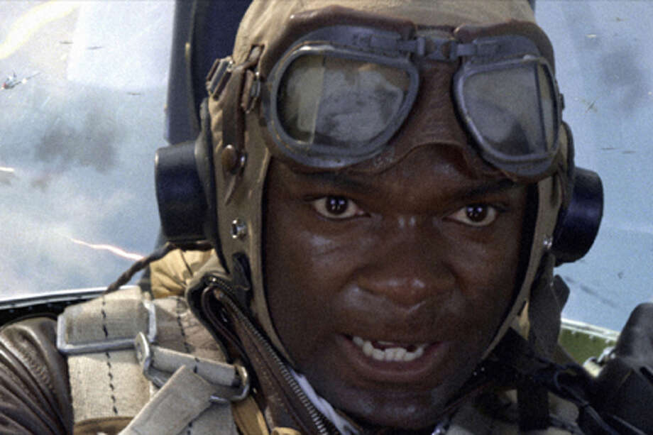 "David Oyelowo as Joe 'Lightning' Little in ""Red Tails."" / © Lucasfilm Ltd. & TM. All Rights Reserved."