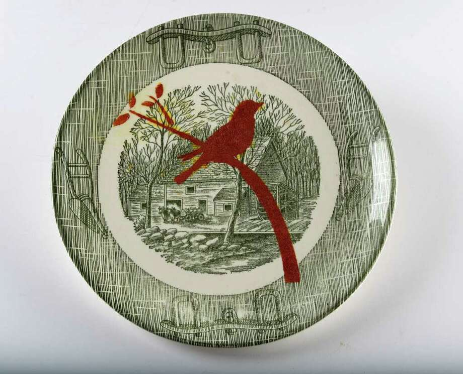 Plate up some stenciling fun - Houston Chronicle