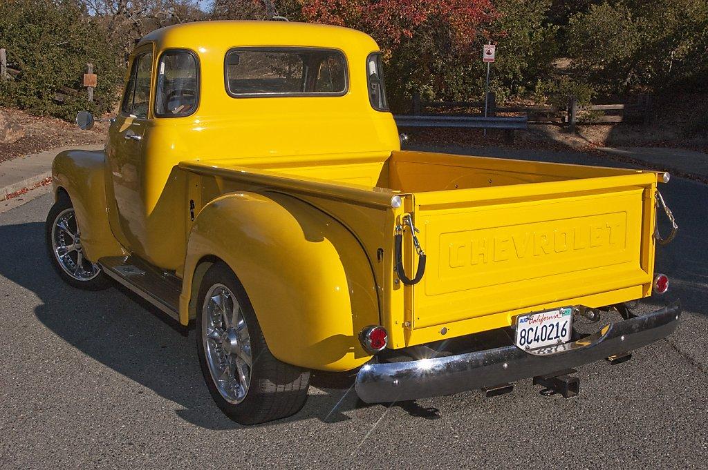 My Ride - 1954 Chevrolet 3100