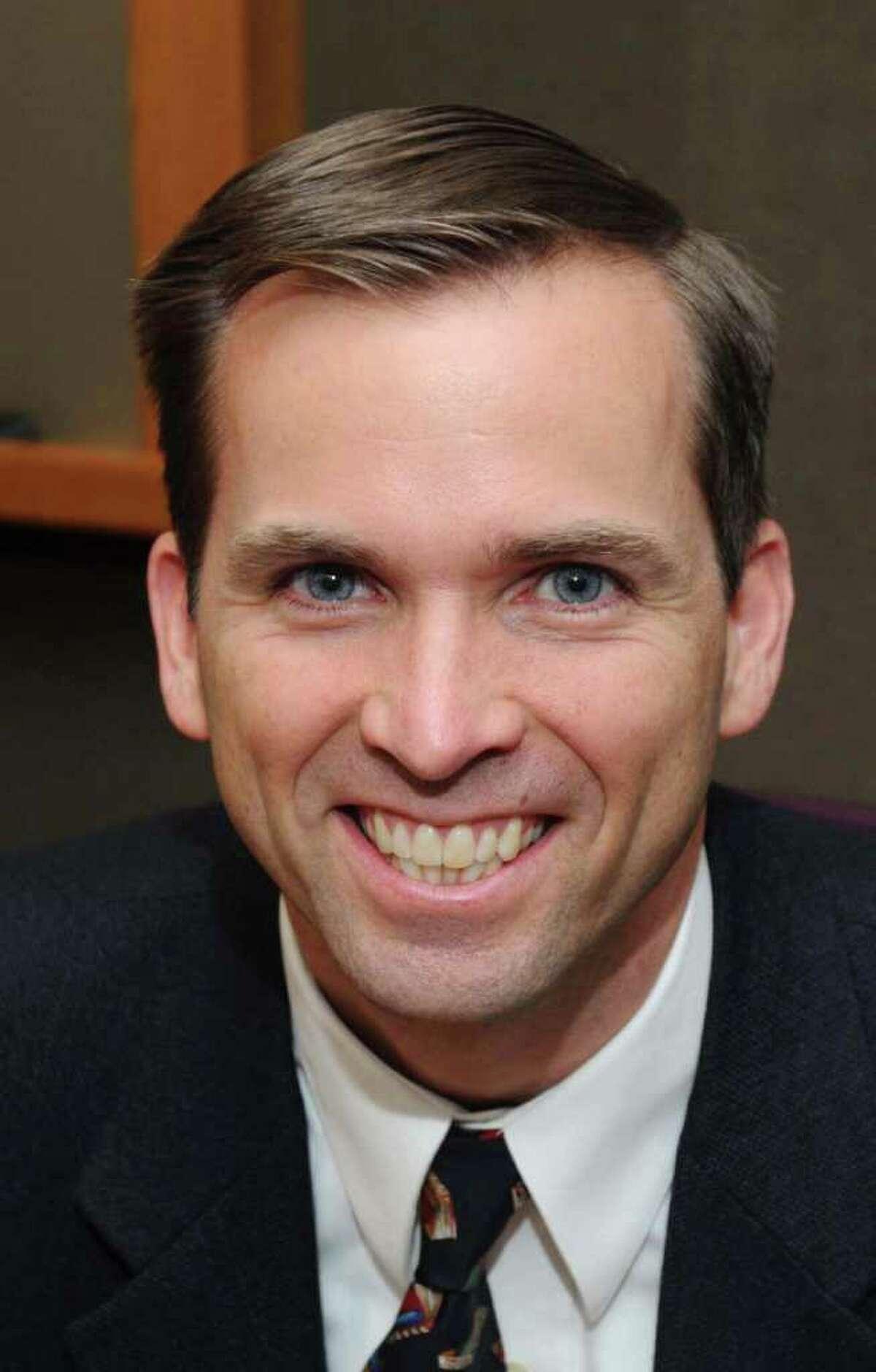 Dr. Christopher Kukk, of Brookfield .